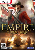 Empire: Total War Packshot