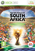 2010 FIFA World Cup South Africa Packshot