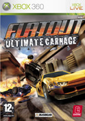 FlatOut Ultimate Carnage Packshot