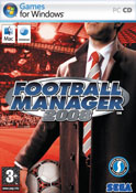 Football Manager 2008 Packshot