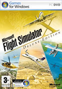 Flight Simulator X Packshot