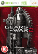 Gears of War 2 Packshot