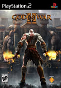 God of War II Packshot