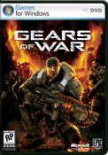 Gears of War Packshot