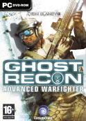 Tom Clancy's Ghost Recon Advanced Warfighter Packshot