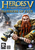 Heroes of Might and Magic V: Hammers of Fate Packshot