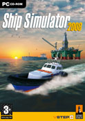 Ship Simulator 2008 Packshot