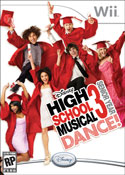 High School Musical 3: Senior Year DANCE! Packshot