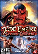 Jade Empire: Special Edition Packshot