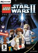 Lego Star Wars II: The Original Trilogy Packshot