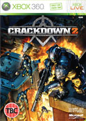 Crackdown 2 Packshot