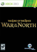 The Lord of the Rings: War in the North Packshot