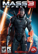Mass Effect 3 Packshot