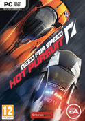 Need for Speed Hot Pursuit Packshot