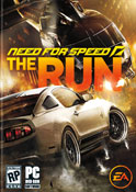 Need for Speed The Run Packshot
