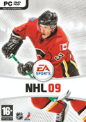NHL 09 Packshot