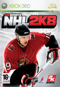 NHL 2K8 Packshot
