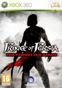 Prince of Persia: The Forgotten Sands Packshot