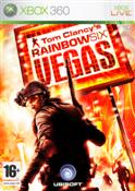 Tom Clancy's Rainbow Six Vegas Packshot