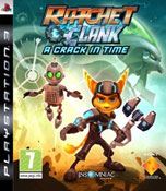 Ratchet and Clank: A Crack in Time Packshot