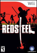 Red Steel Packshot