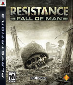 Resistance: Fall of Man Packshot