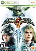 Soul Calibur IV Packshot