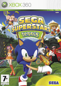 SEGA Superstars Tennis Packshot