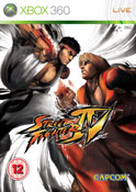 Street Fighter IV Packshot