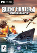 Silent Hunter 4: Wolves of the Pacific Packshot