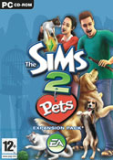 The Sims 2 Pets Packshot