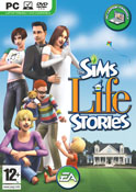 The Sims Life Stories Packshot