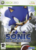 Sonic The Hedgehog Packshot
