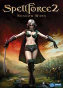 Spellforce 2 Shadow Wars Packshot