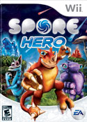 Spore Hero Packshot