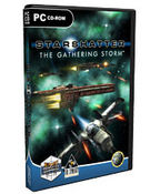 Starshatter: The Gathering Storm Packshot