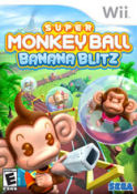 Super Monkey Ball: Banana Blitz Packshot