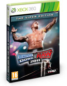 WWE Smackdown vs Raw 2011 Packshot
