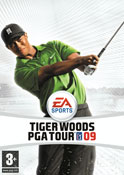 Tiger Woods PGA Tour 09 Packshot