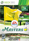 Tiger Woods PGA TOUR 12: The Masters Packshot