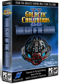 Galactic Civilizations II: Twilight of the Arnor Packshot