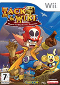 Zack & Wiki: Quest for Barbaros' Treasure Packshot