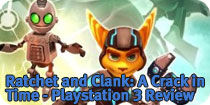 Ratchet and Clank: A Crack in Time Review