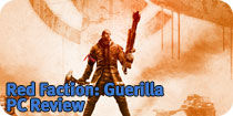 Red Faction: Guerrilla PC Review