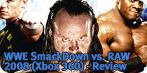 WWE SmackDown vs. RAW 2008 Review