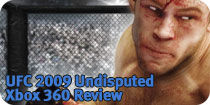 UFC 2009 Undisputed Review