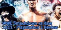 WWE Smackdown vs Raw 2011 Review