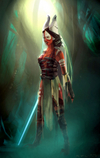 Star Wars: The Force Unleashed, character_shaak_ti_01.jpg