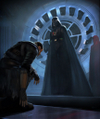 Star Wars: The Force Unleashed, knighting.jpg